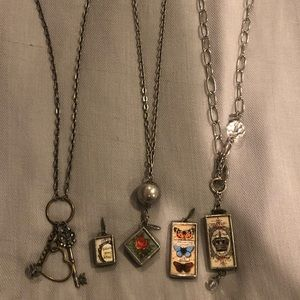 Authentic Jewel Kade Necklaces and Charms